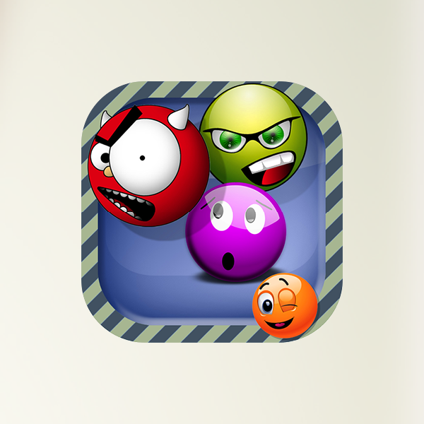 Emoji Shooter - Exciting Bubble Shooting Kids Puzzle Game with Colorful Emoticon